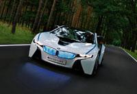 BMW Vision в Москве