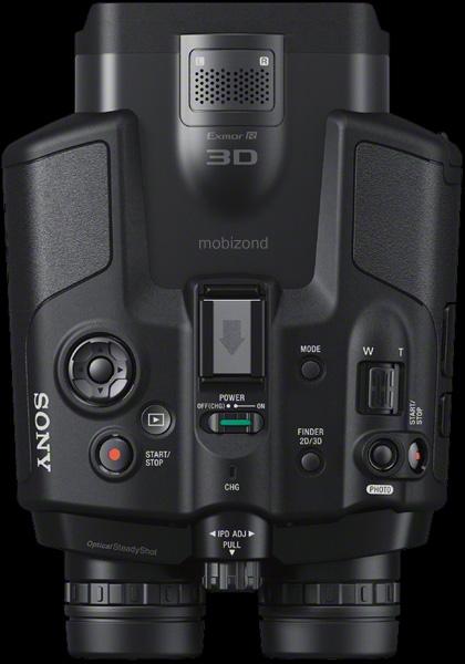 Sony DEV: первый в мире бинокль с функцией fullHD-видеозаписи